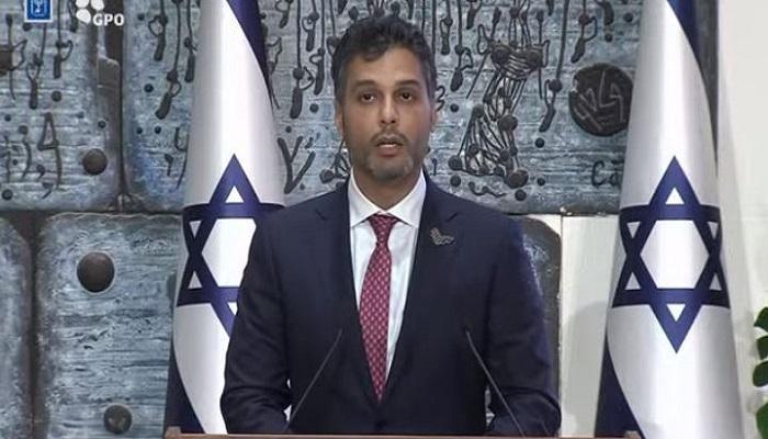 أول تعليق من سفير الإمارات في إسرائيل بعد اعتماده رسميا.. ماذا قال؟