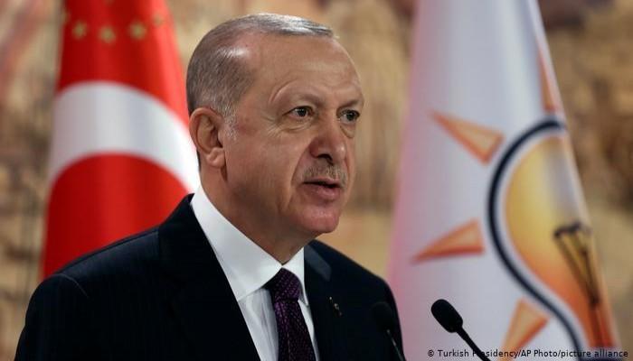 أردوغان: مصممون على صياغة دستور مدني جديد لتركيا