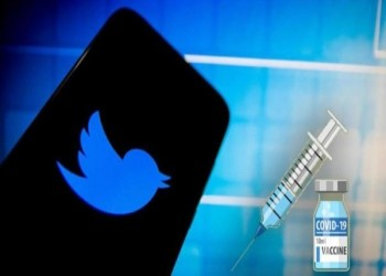 تويتر يضع إشعارات على المعلومات المضللة للقاح كورونا