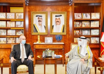 مباحثات كويتية أمريكية حول سبل إنهاء حرب اليمن