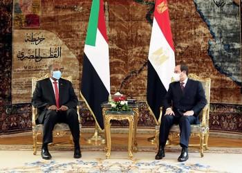 السودان ملمحا لسد النهضة: ننتظر زيارة السيسي لنقل الوضع من الكلام إلى الفعل