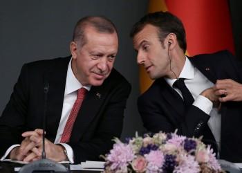 أردوغان وماكرون يتجاوزان الخلافات: علاقات التعاون تتمتع بإمكانيات كبيرة