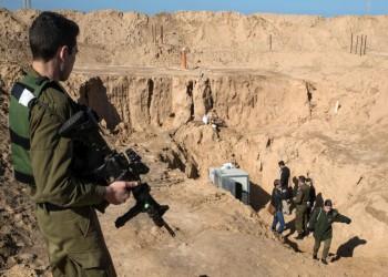 بحدود غزة.. إسرائيل تستعد لحرب مع حماس بجدار تحت الأرض
