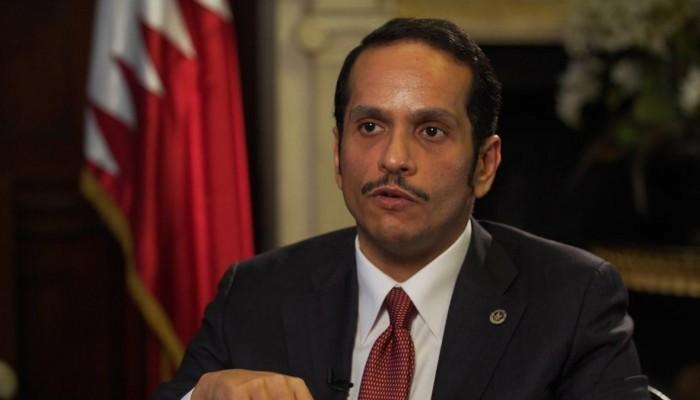 مباحثات قطرية أمريكية حول تطورات المنطقة