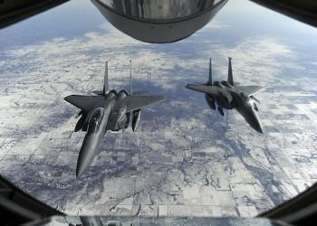 القوات الجوية السعودية والأمريكية تختتمان تمرين التنين
