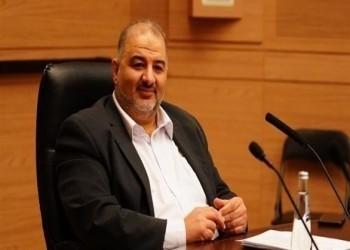 متظاهرون فلسطينيون يطردون نائبا عربيا من مظاهرة في أم الفحم.. لماذا؟