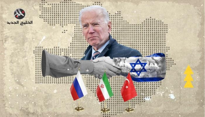 محاور وتكتلات.. هكذا يتلاشى أمل الاستقرار في الشرق الأوسط