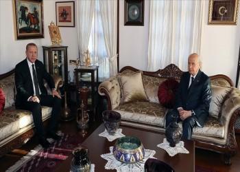تحالفات وإصلاحات.. السياسة التركية تشهد تطورات مهمة في مارس
