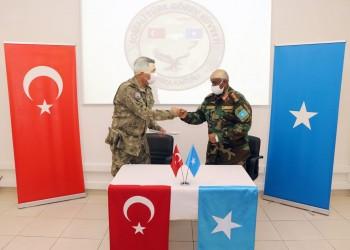 تم بناؤها في مقدشيو.. تركيا تسلم الجيش الصومالي ثكنات عسكرية