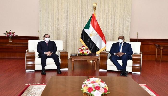 زيارة السيسي للسودان.. قضايا استراتيجية ورسائل سياسية
