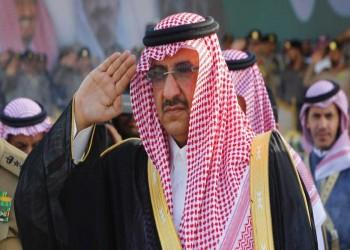 التايمز: محمد بن نايف تعرض للتعذيب ولا يمشي إلا بعصا