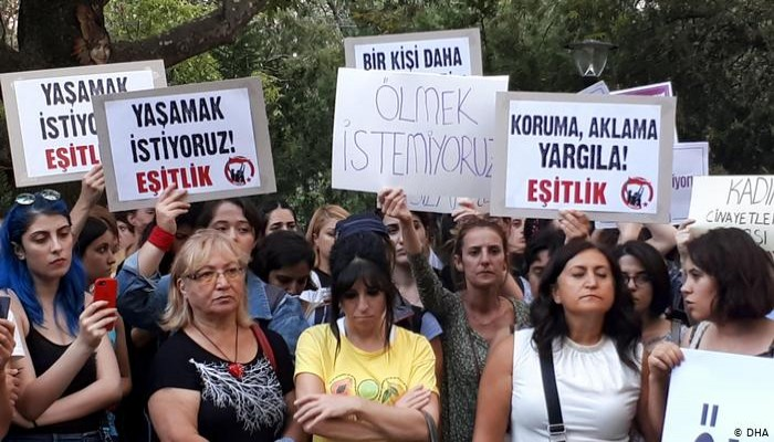 تركيا تنفي اتهامات الإذاعة الألمانية بالتستر على جرائم قتل النساء