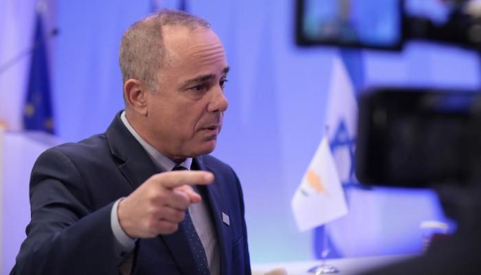 وزير الطاقة الإسرائيلي يزور قبرص ومصر.. ما السبب؟