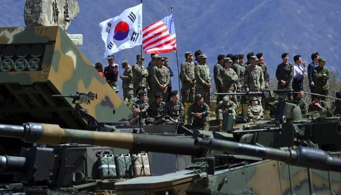 اتفاق بين سيول وواشنطن لتمويل الوجود العسكري الأمريكي بكوريا الجنوبية