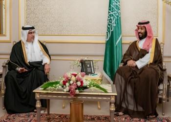 وليا عهد السعودية والبحرين يبحثان العلاقات الثنائية في الرياض
