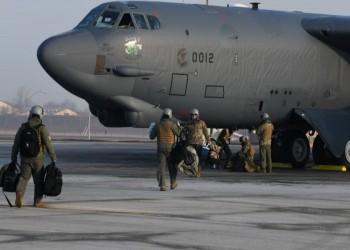 البنتاجون: مهمة القاذفتين الأمريكيتين بالشرق الأوسط روتينية
