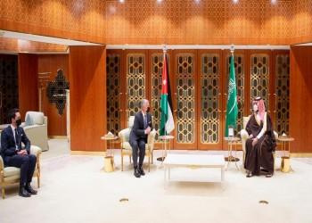 عبدالله الثاني يبحث مع بن سلمان في السعودية قضايا إقليمية