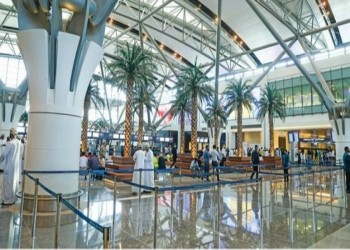 سلطنة عمان: انخفاض عدد المسافرين بنسبة 74.3% في 2020