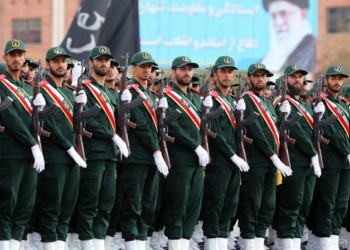 الولايات المتحدة تدرج قياديين بالحرس الثوري الإيراني على القائمة السوداء