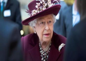 بيان: الملكة إليزابيث حزينة وستأخذ اتهامات ماركل بالعنصرية على محمل الجد