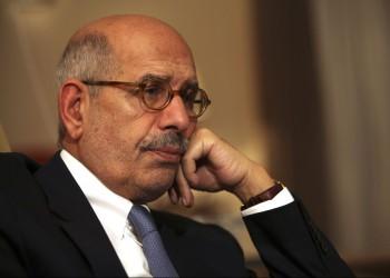 منتقدا حبس الناشطين.. البرادعي: مستقبل مصر في السجون