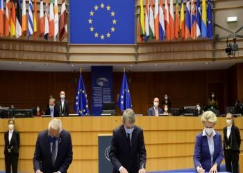 البرلمان الأوروبي يرفض التطبيع مع دمشق قبل حل الأزمة السورية