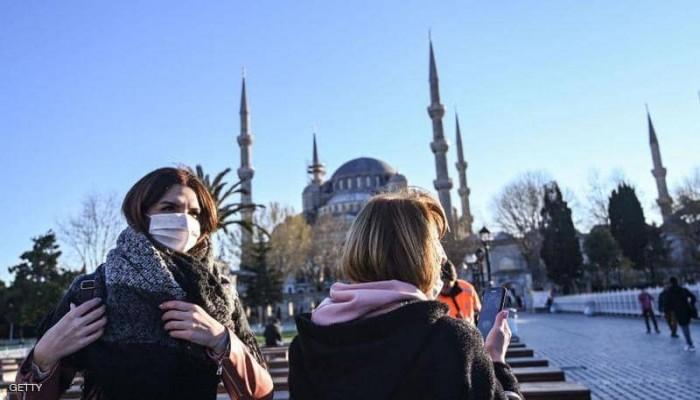 كورونا.. تركيا تسجل أعلى حصيلة إصابات يومية منذ مطلع العام