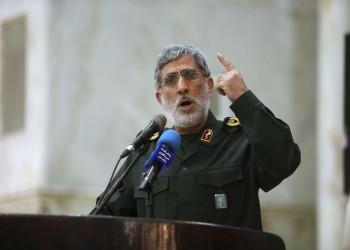 قائد فيلق القدس يهدد الأمريكيين: صوت تحطم عظامهم سيسمع بالوقت المناسب