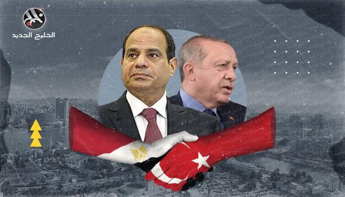 ماذا وراء المغازلة الدبلوماسية بين مصر وتركيا؟