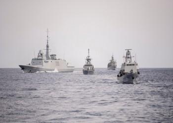 البحرية الفرنسية تشارك للمرة الأولى بمناورات تقودها إسرائيل