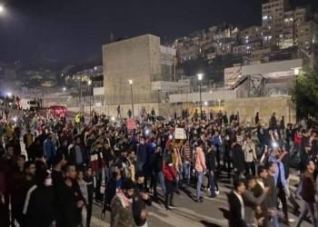 مسيرات ليلية في الأردن تطالب برحيل الحكومة ومحاسبة الفاسدين