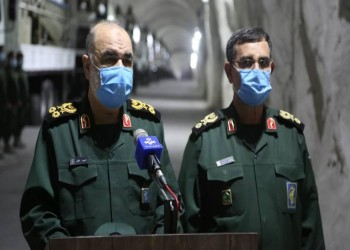 إيران.. الحرس الثوري يكشف عن مدينة صاروخية تحت الأرض (فيديو وصور)