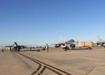 العراق.. سقوط صواريخ كاتيوشا على قاعدة بلد الجوية (فيديو)
