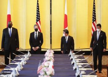 توافق أمريكي ياباني على مواجهة ممارسات الصين.. وبكين ترد