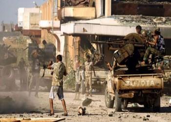 تقرير أممي يدين الإمارات وروسيا في دعم جرائم حفتر بليبيا
