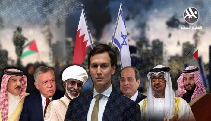 """المدلل كوشنر يرى قضية فلسطين """"خلافاً عقارياً""""!!"""