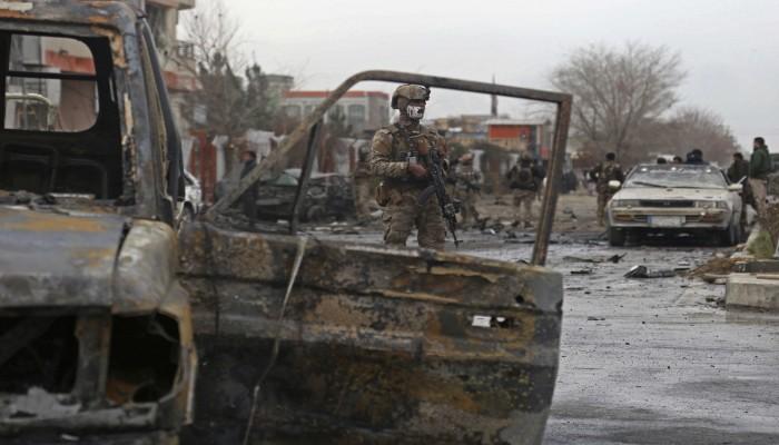 مقتل 3 وإصابة 11 بتفجير استهدف حافلة حكومية في كابول