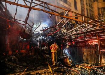 صحيفة عبرية: إيران لم تتعاف من تبعات انفجار منشأة نطنز النووية