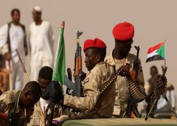الجيش السوداني يتسلم معدات وآليات من مصر