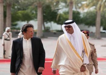 في تغريدة.. الأمير تميم يتمنى الشفاء لعمران خان