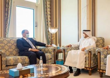 وزيرا خارجية قطر وموريتانيا يبحثان استئناف العلاقات الدبلوماسية بالدوحة