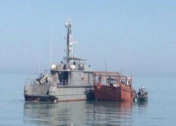 طالبوا بفدية.. قراصنة يختطفون سفينة عراقية داخل المياه الإيرانية