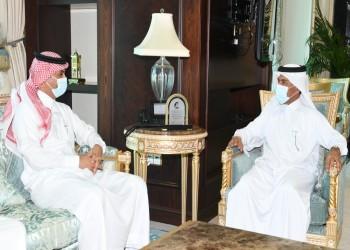 لقاء دبلوماسي قطري سعودي لبحث التعاون الثنائي