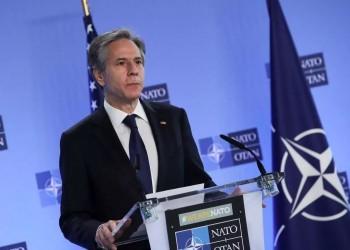 بلينكن: تركيا حليف مهم ووجودها في الناتو يصب في مصلحتنا