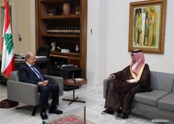 بعد انتقادات الحريري.. الرئيس اللبناني يجتمع مع السفير السعودي