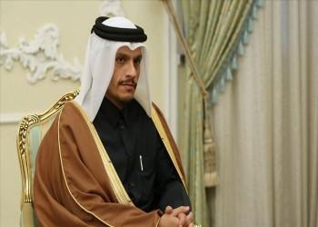 وزير خارجية قطر يصل إلى العراق لبحث 3 ملفات