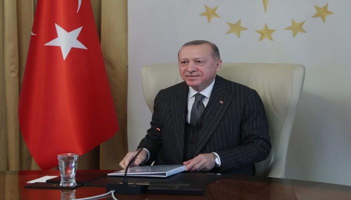 أردوغان: مصممون على إنهاء خصوماتنا بالمنطقة.. وسنواصل صياغة علاقاتنا مع جميع الدول