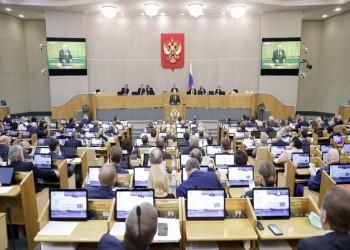 الدوما الروسي يقر قانونا يتيح لبوتين الترشح لولايتين جديدتين