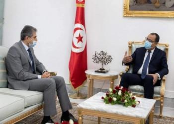 الكويت وتونس تبحثان دعم العلاقات الثنائية