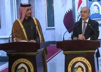 العراق وقطر يبحثان العلاقات الثنائية والاستقرار في المنطقة